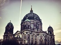 Von Berlin Haube Lizenzfreies Stockfoto