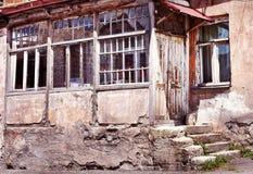 Von der alten Haupttür Lizenzfreie Stockfotografie