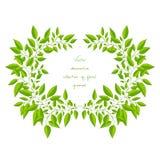 Von der Blumenfeldserie Lizenzfreies Stockbild