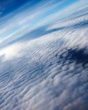 Von der Luft lizenzfreie stockfotos