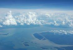 Von der Luft Lizenzfreies Stockbild