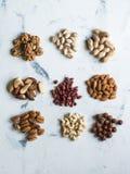 Von der Nahrung gestaltet Serie Stockfoto