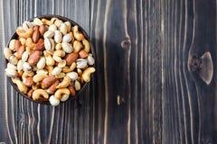 Von der Nahrung gestaltet Serie Gesundes Lebensmittel und Snack Beschneidungspfad eingeschlossen Stockfoto