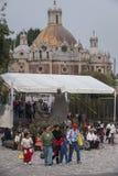 Von Guadalupe Basilica Lizenzfreie Stockfotos
