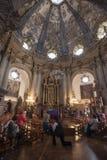 Von Guadalupe Basilica Stockfoto