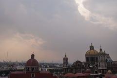 Von Guadalupe Basilica Lizenzfreie Stockfotografie