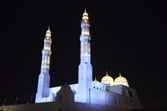 Von Oman - Moschee Lizenzfreie Stockfotografie