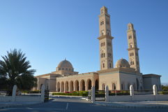 Von Oman - Moschee Stockbild
