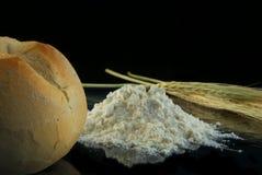 Von Spitze zu Brot Stockfotografie