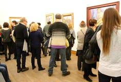 Von Van Gogh zu Kandisky Stockfotos