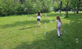 Vondelpark del verano Fotos de archivo