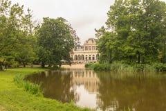 Vondelpark em Amsterdão Imagem de Stock Royalty Free