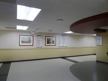 Vonken Regionaal Medisch Centrum, Fort Smith, AR, gang royalty-vrije stock fotografie
