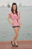 Vonnie Lui Royalty-vrije Stock Foto