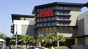 VONS超级市场 免版税库存照片