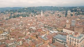 Voo acima dos telhados de Verona filme