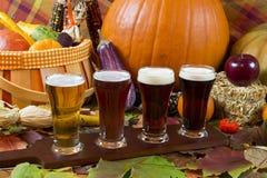 Voo da cerveja Fotos de Stock