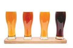 Voo da cerveja. Imagens de Stock