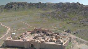 Voo sobre os telhados do castelo dos nómadas filme