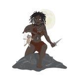 Voodoo ведьмы Стоковое Изображение RF