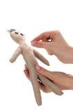 voodoo куклы мальчика Стоковое Изображение RF