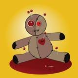 voodoo куклы Стоковое фото RF