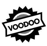 Voodoo black stamp vector illustration
