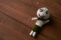 Voodoo Doll Stock Photography