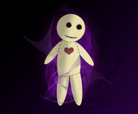 Voodoo doll Stock Images