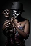 Voodoo priestess Royalty Free Stock Photography