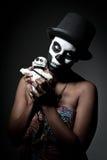 Voodoo priestess Royalty Free Stock Photo