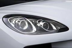 Voor autolicht royalty-vrije stock afbeeldingen