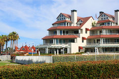 Voor de luxeflats van het strand Royalty-vrije Stock Foto's