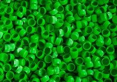 Voor de productie van plastic flessenfabriek stock afbeeldingen