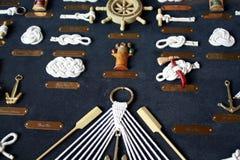 Voor de zeeman Stock Foto's