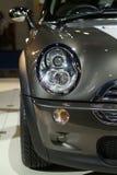 Voor detail van compacte auto Stock Afbeeldingen
