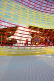 Voor een skihelling, Dolni Morava, Tsjechische Rebublic royalty-vrije stock afbeelding