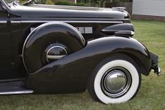 Voor Kwart van Uitstekende Buick Royalty-vrije Stock Fotografie