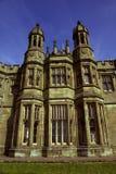 Voor Manor Royalty-vrije Stock Afbeeldingen