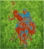 Voor paardminnaar royalty-vrije stock afbeeldingen