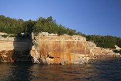 Voor:stellen-rotsen Royalty-vrije Stock Fotografie