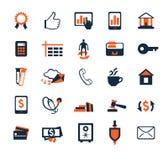 Voor u ontwerp Financiën, marketing, elektronische handel Vlak Ontwerp Royalty-vrije Stock Afbeeldingen