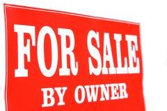 Voor verkoop door eigenaar Stock Fotografie