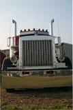 Vooraanzicht van Vrachtwagen Stock Fotografie