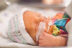 Voorbarige Baby Royalty-vrije Stock Afbeelding