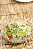 Voorbereid en heerlijk Japans voedsel stock fotografie