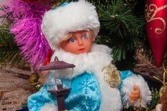 Voorbereidingen voor Kerstmis Royalty-vrije Stock Afbeeldingen