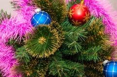 Voorbereidingen voor Kerstmis Stock Foto's