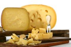 Voorgerecht 02 van de kaas Stock Afbeeldingen