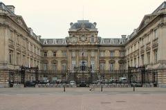 Voorgevel - Prefectuur - Lille - Frankrijk royalty-vrije stock afbeeldingen